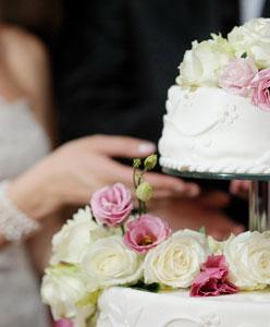 كعكات زفاف مميزة
