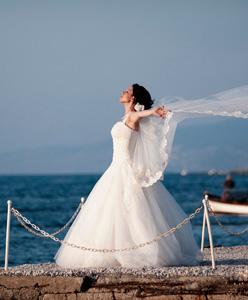 كيف تقيمين حفل زفاف في الهواء الطلق