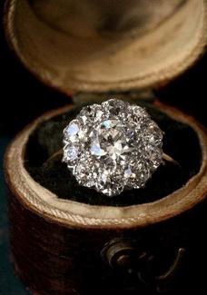خواتم الماس فخمة
