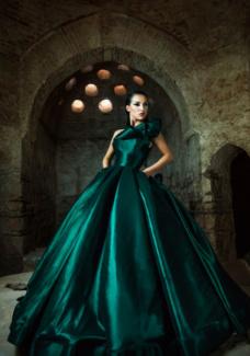 Elegant Haute Couture Dresses