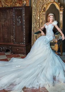 90b8d97f3aa52 فساتين زفاف أوكسانا موخا 30 صورة مشاهدة · فساتين زفاف غاليا لاهاف 2017