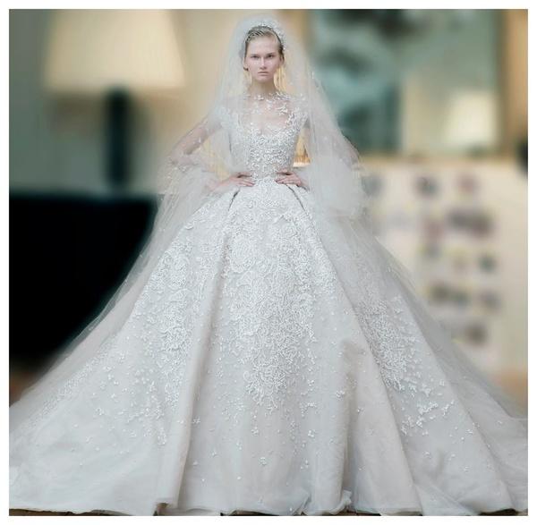 استيراد فساتين زفاف