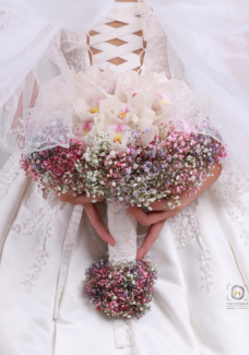 Trending Bridal Bouquets for 2017