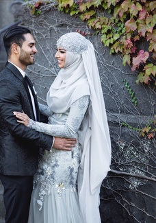 d7ce5118b فساتين اعراس سندريلا 35 صورة مشاهدة; فساتين زفاف للمحجبات