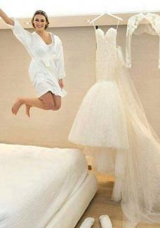 صور لابد من التقاطها  لفستان الزفاف