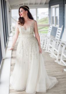 cab5de3d4 فساتين زفاف فخمه 2019 25 صورة مشاهدة; فساتين زفاف للسمينات