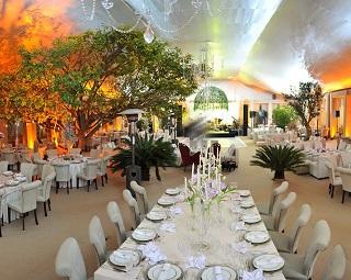 حفلات الزفاف في فنادق مدينة تونس-Tunis