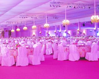 حفلات الزفاف في الخيام في دبي-Dubai