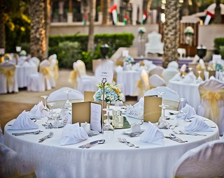حفلات الزفاف في الحدائق والنوادي في دبي -Dubai