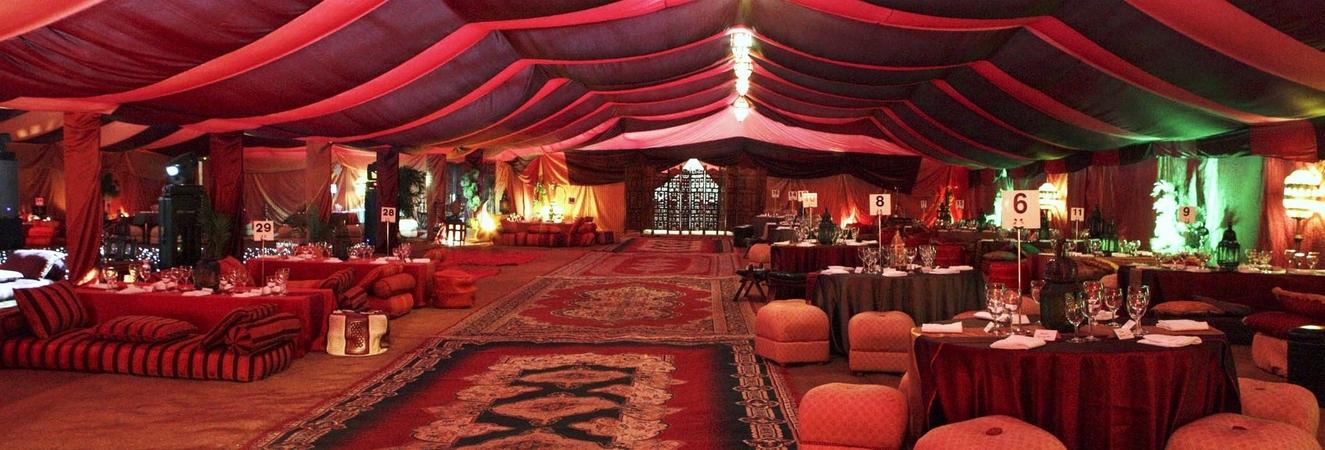حفلات الزفاف في الخيام في ابوظبي-Abu dhabi
