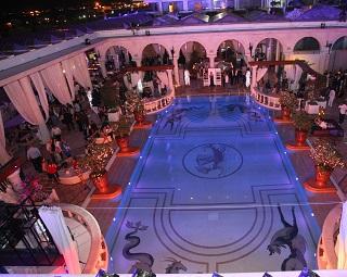 الزفاف في فنادق بيروت-Beirut