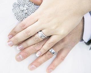 Bagues et bijoux de mariage