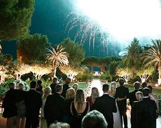 حفلات الزفاف في الحدائق والنوادي في القاهرة -Cairo