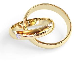 خواتم ومجوهرات الزفاف