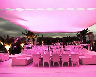 حفلات الزفاف في الحدائق والنوادي في الرباط -Rabat