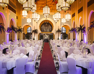 قاعات افراح فنادق في دبي-Dubai